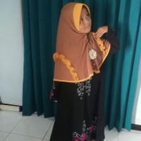 Jilbab instan Kerudung Hijab instan Bergo anak TK