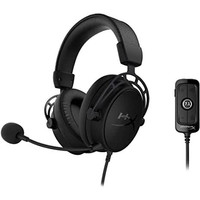 HyperX Cloud Alpha S Blackout Gaming Headset Hyper X AlphaS hitam