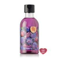 Body Shop Shower Gel Holiday Season • Rich Plum