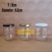 200ml 200 ml Botol Toples Jar Import New Madu Selai Cake