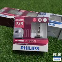 Philips D2R HID X-tremeVision plus 150% 3 years warranty