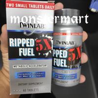twinlab ripped fuel 5x twinlab fatburner