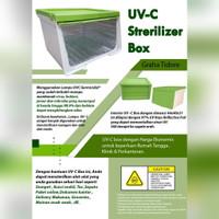 UV-C STERILIZER / BOX STERILISASI / BOX UVC