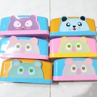 Tempat Tissue Panda Panjang   Kotak Tissue Panda   Kotak Tisu Plastik