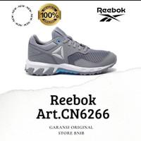 SEPATU WANITA RUNNING ORIGINAL 100% REEBOK ART CN6266 GREY MURAH