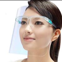 APD Kacamata Pelindung Wajah Face Shield Safety Glasses Antivirus