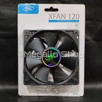 Deepcool XFan 12 Black with Hydro Bearing - Fan Case 12cm