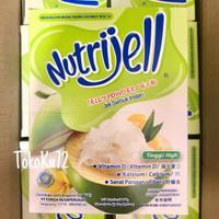 Nutrijell Kelapa Muda 15 gr per box isi 12 pcs