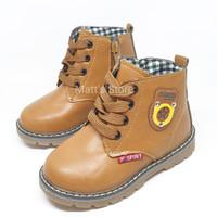 Sepatu boots anak cowok impor XA 715-5 - size 27-30