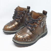 Sepatu boots anak cowok impor XF 711-1 - size 26-29