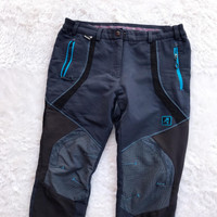 WESTWOOD LONG PANTS STRETCH OUTDOOR LIFE DARK CHARCOAL GREY BLUE