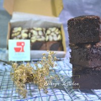 Brownies Topping Mix Dirayu 10x15cm