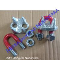 Wire Clip / Klem Seling / Kuku Macan HD Uk 5/8 (16mm) ASANO