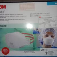 Masker N95 3M 1870+ aura