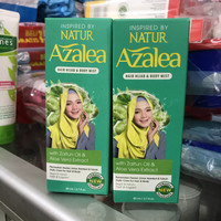 natur azalea hair hijab and body mist 80ml
