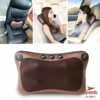 Bantal Pijat Leher Elektrik Home Car Pillow Massage Electric Speeds