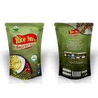 SAN Baby Food Rice Mix Kacang Hijau dan Beras Merah 200 gr