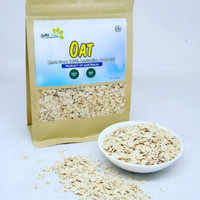 SAN Baby Food Oat Pure Rolled Cooking 250 gr