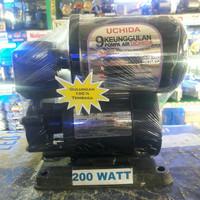 pompa air otomatis uchida 200 watt best quality