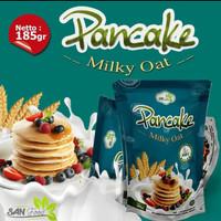SAN Baby Food Pancake Milky Oat 185 gr