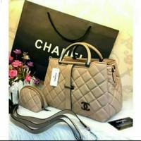 tas wanita chanel lidah / tas wanita murah /wanita brandit/import