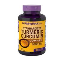 pipingrock turmeric curcumin complex 1000mg 1000 mg 180 caps