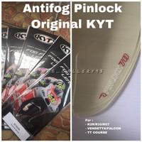 Antifog Pinlock 70 Kyt TT Course/Vendetta/Falcon/R10/RC7/K2R
