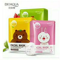 bioaqua anime facial mask
