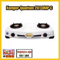 Quantum Kompor Gas 2 Tungku QGC-201 DMPC