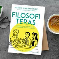 Buku : FILOSOFI TERAS (Henry Manampiring)