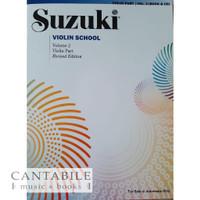Suzuki Violin School Volume 2 (Violin Part) + CD