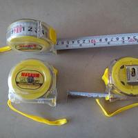 Meteran 7.5M Transparan - Measuring Tape Transparant 7.5 Meter Murah