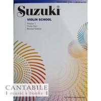 Suzuki Violin School Volume1 (Violin Part) + CD