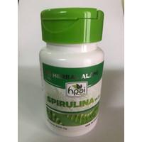 Spirulina hpai masker/ masker herbal