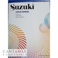 Suzuki Violin School Volume 3 (Violin Part) + CD