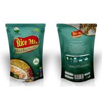 SAN Baby Food Rice Mix Kacang Kedelai dan Kacang Hijau 200 gr