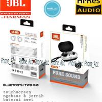 HANDSFREE HEADSET BLUETOOTH JBL STW8 WIRELESS EARBUDS TWS 5.0