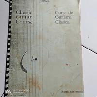 Buku Belajar Partitur Gitar klasik 1a