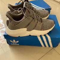 Sepatu Adidas Prophere Grey Original.