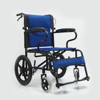 Kursi Roda Traveling Wheel Chair Traveling Lipat Ringan