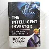 Buku THE INTELLIGENT INVESTOR by Benjamin Graham - Investor Pintar