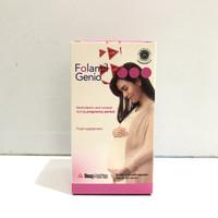 Folamil genio capsul - vitamin ibu hamil