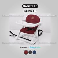 Kursi Makan Baby Booster BabyElle Gobbler BE906
