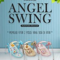 Baby Elle Portable Swing Bouncer Ayunan Electrik