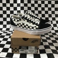 Vans Old Skool DX V36CL+ Checkerboard Original (JAPAN MARKET)