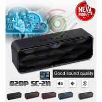 Speaker Bluetooth ELITE A2DP Gen2 Dual Mega Bass Wireless Original