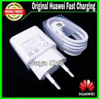Charger Huawei P20 Pro P20 Lite Original 100% Fast Charging USB Type C