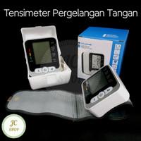 Tensimeter Digital Pergelangan Tangan Wrist Blood Pressure Monitor