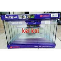 AQUARIUM KANDILA IGLASS OPTIC CLEAR 350