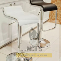 [Diskon Besar]Bar chair/kursi bar/kursi kafe/cafe chair 1009